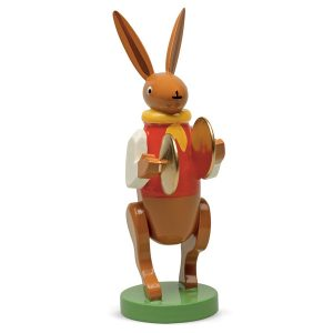 Bunny Musician with Cymbals by Wendt & Kühn Image