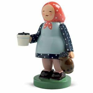 Berry Picker Child by Wendt & Kühn Image