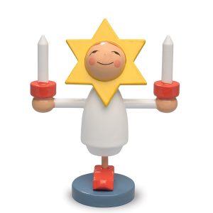 Star Child with Candles by Wendt & Kühn Image
