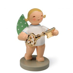 Gold Edition No 8 Treasurer Angel Blond Hair by Wendst & Kühn Image