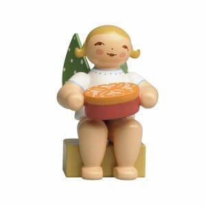2021 Calendar Figurine by Wendt & Kühn Image