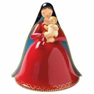 Madonna with Infant Jesus by Wendt & Kühn Image