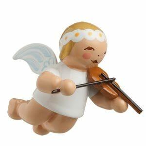 Little Suspended Angel with Violin by Wendt & Kühn Image