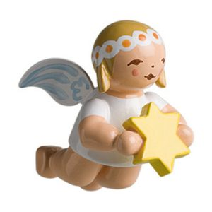 Little Suspended Angel with Star by Wendt & Kühn Image