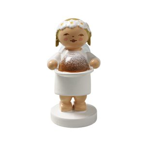 Goodwill Angel with Cake by Wendt & Kühn Image