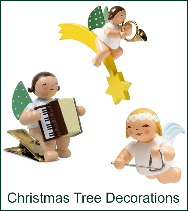 Christmas Tree Decorations Image