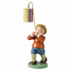Boy with Striped Short Lantern by Wendt & Kühn Image