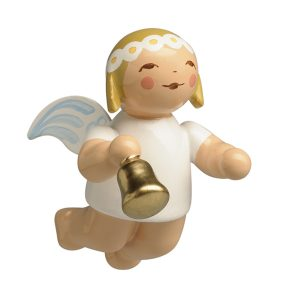 Little Suspended Angel with Bell by Wendt & Kühn Image