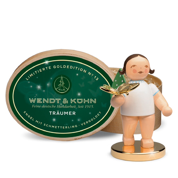 Limited Edition No 13 Dreamer in Splinter Box by Wendt and Kühn Image