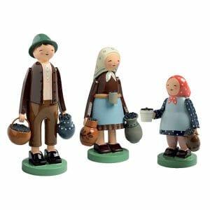 Berry Picker Family by Wendt & Kühn Ima