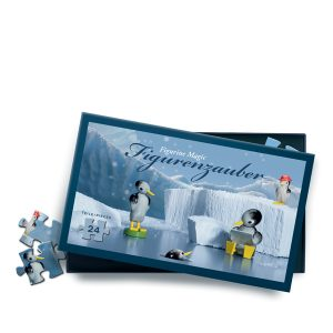 Penguins on Ice Puzzle by Wendt & Kühn Image