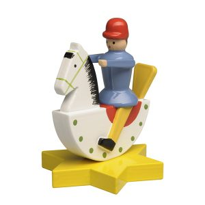 Little Horseman on a Star by Wendt & Kühn Image
