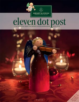 Cover 2018/2019 eleven dot post image