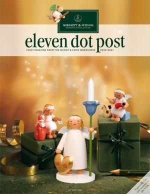 2020-2021 eleven dot post Cover from Wendt & Kühn Image